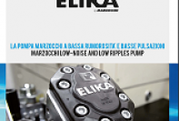 ELIKA series low noise, low ripple, high efficiency gear pumps catalogue NEW