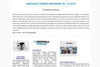 Marzocchi Pompe newsletter Nr. 2/2016