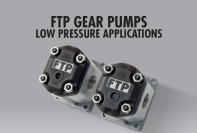 FTP - Pompa Bassa Pressione